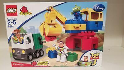 NIB Lego DUPLO Alien Space Crane (5691). Limited Edition Mint
