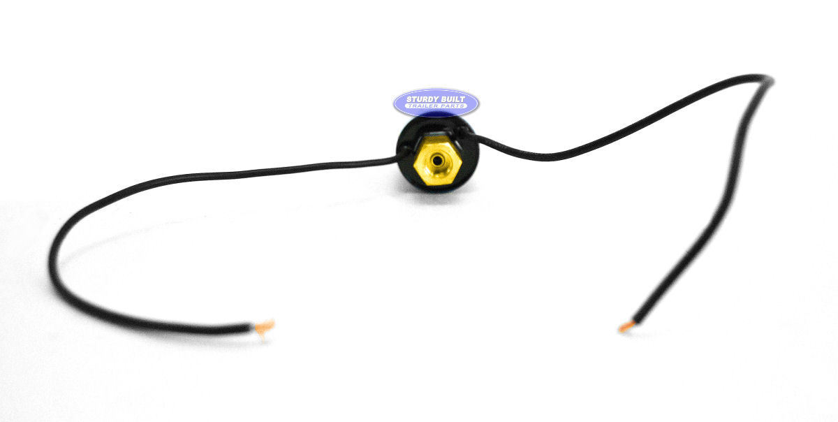 Boat Trailer Disc Brake Electric Reverse Lock Out Solenoid