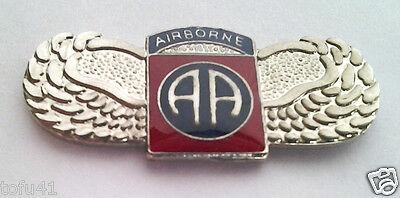 173RD AIRBORNE BRIGADE WINGS Military Veteran US ARMY Hat Pin P62691 EE