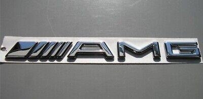"""Schriftzug /""""AMG/"""" für Heckdeckel Mercedes Benz CLA 45 AMG W117"""