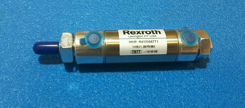 REXROTH  R432006771    PNEUMATIC CYLINDER