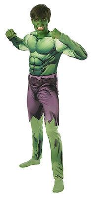 Hulk Avengers Assemble Muscle Suit Costume for Men