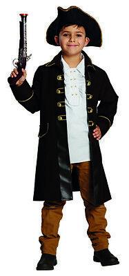 Piratenmantel braun Piratenkostüm für - Piraten Kostüm Für Kinder