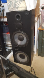 Audiosphere Research DM-16B Speakers - PAIR -