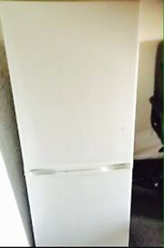 Fridge freezer very clean inside and out can also deliver