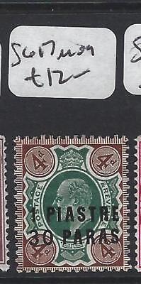 BRITISH LEVANT (P1206B) KE  1 PI 30 PA/4D  SG 17   MOG