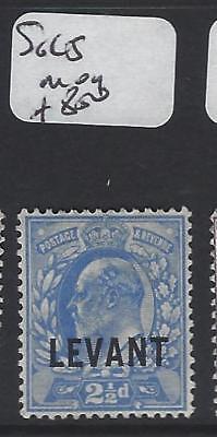 BRITISH LEVANT  (P2405B)   KE  SG L5    MOG