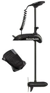 """MotorGuide Xi5 Wireless Trolling Motor - Freshwater - 55lbs-54"""""""