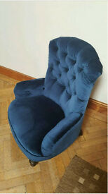 Victorian lounge chair for sale....