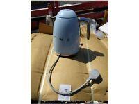 Used Smeg Kettle - Pastel Blue