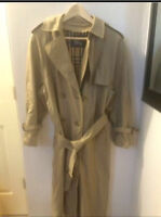 GENUINE BURBERRY TRENCH COST FOR SALE!