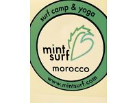 Mint Surf Morocco Are Recruiting for a Marketing/Host position - Taghazout Morocco