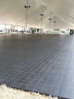 RENT FLOORING AND DANCE FLOORS FOR OUTDOOR WEDDINGS