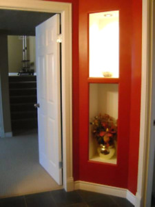 One bedroom basement suite available in east-end