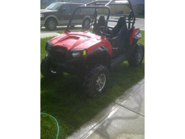 Used 2011 Polaris rzr 800 S
