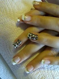 Mobile Professional nail technician