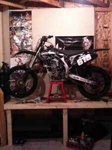 2007 CRF 450 sell or trade