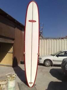 WANTED - 11 to 12 foot malibu longboard