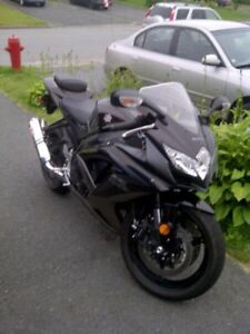 Two GSXR 750's for sale