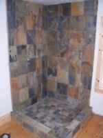 Ceramic Tile Installation...Done Right!