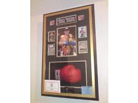 Ricky Hatton (The Hitman) Original signed boxing glove