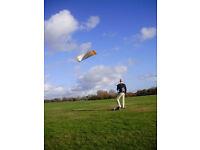 Peter Lynn Phantom 12 kitesurfing kite, great condition no rips tares or repairs
