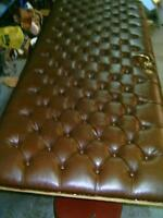 Re-Upholstery services, Build from scratch or Repair