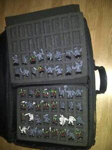 Miniature carrying case - Lord of the Rings, Warhammer etc London Ontario image 2