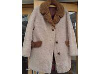 Vintage winter coats