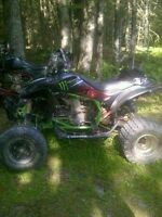 2005 trx 450r honda for sale or trade