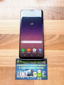 SAMSUNG GALAXY S8 64GB - UNLOCKED TO ALL NETWORKS