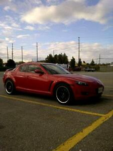 2004 Mazda RX-8 GT Coupe