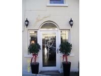 Jonathan's Hairdressers Newtownards - Chairs for Rent, space for a nail bar/eyebrow threading