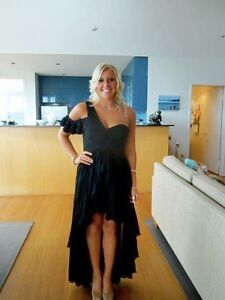 Black Aje Formal Dress Bronte Eastern Suburbs Preview