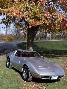 1975 Corvette Stingray (T-Top)