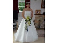 Wedding Dress size 12-14