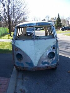VW bus van camper wanted in any condition