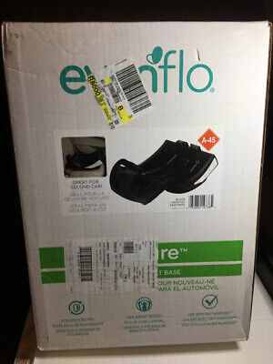 *NEW* Evenflo Nurture Infant Baby Car Seat Base (Black)