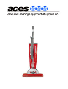Upright 16 inch Industrial Vacuum Cleaner