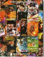 Tiger Tribute Massoneria Franc-maçonnerie Sheet Mint Mnh Masonic Freemasonry -  - ebay.it