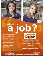 Employer Connection - A&W in Taber, AB