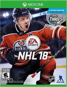 NHL 18 & NHL 16