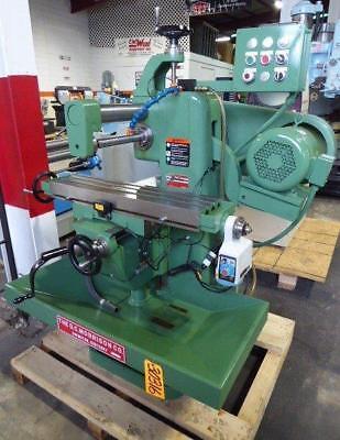 No. 2 U.s. Burke Morrison 8 X 32 P.f. Tbl 2 Hp Factory Rebuilt 30316