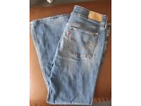 479 Booty Fit Flare - Levis - 32W28L