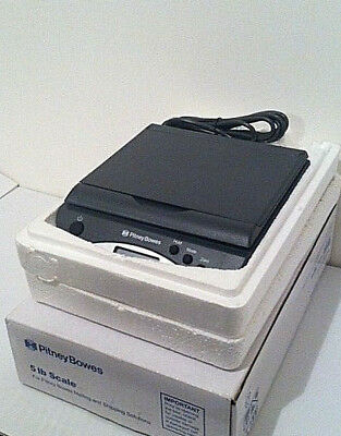 Pitney Bowes 5lb Integrated Usb Scale  Brand New In The Box