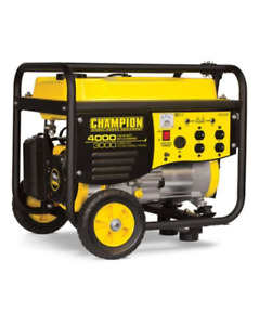 Champion Generator 3000