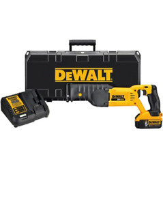 Dewalt DCS380M1 20v MAX Cordless Reciprocating Saw