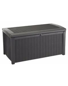 Looking for an outdoor storage bench in good shape