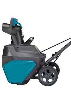 Yardworks 12A / 20-in Electric Snowthrower