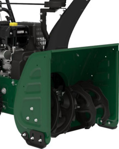 Brand new Certified 224cc 2-Stage Gas Snowblower, 22-in